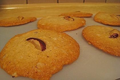 American Cookies  Basisteig 7