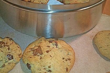American Cookies  Basisteig 2