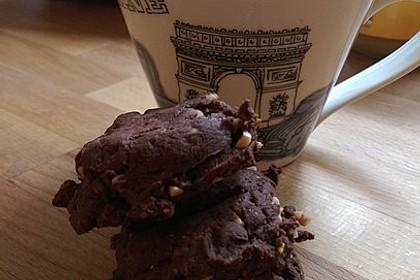 American Cookies  Basisteig 3