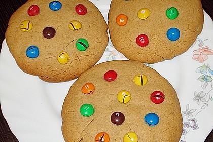 M & M - Cookies 1