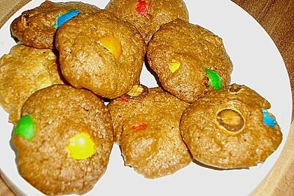 M & M - Cookies 10