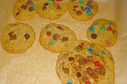M & M - Cookies 8