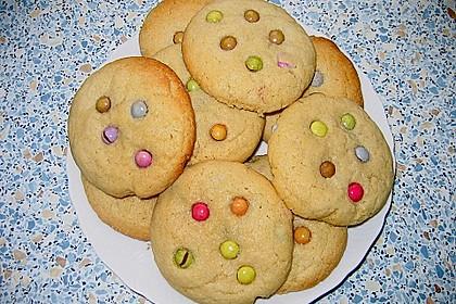 M & M - Cookies 2