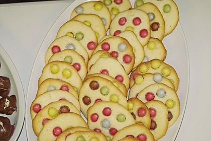 M & M - Cookies 5