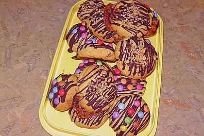 M & M - Cookies 4
