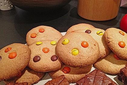 M & M - Cookies 3