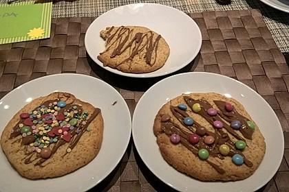 M & M - Cookies