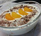 Mandarinchen - Quark Creme