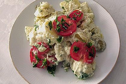 Fettarmer Kartoffelsalat