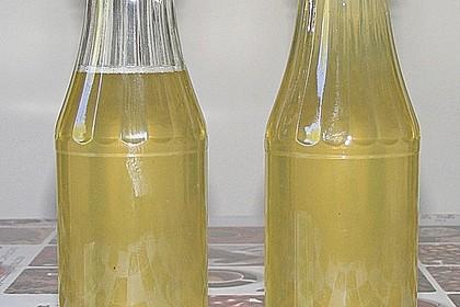 Chrissis Zitronensirup – Grundstoff für Zitronenlimonade 13