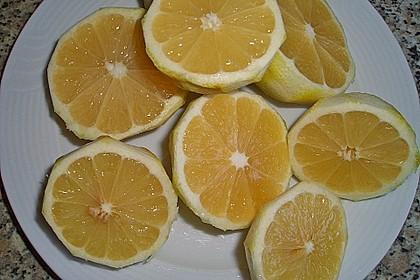 Chrissis Zitronensirup – Grundstoff für Zitronenlimonade 19