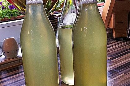 Chrissis Zitronensirup – Grundstoff für Zitronenlimonade 6