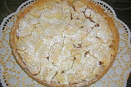 Gedeckter Apfelkuchen 5