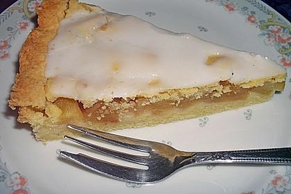 Gedeckter Apfelkuchen 8