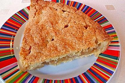 Gedeckter Apfelkuchen 12