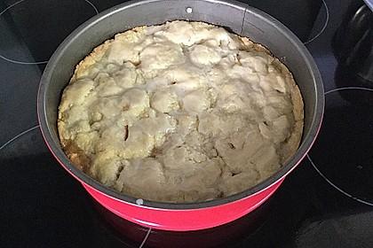 Gedeckter Apfelkuchen 33