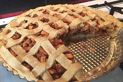 Gedeckter Apfelkuchen 21