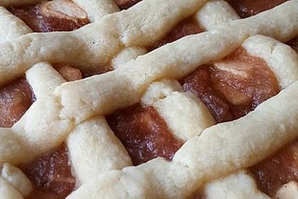 Gedeckter Apfelkuchen 27
