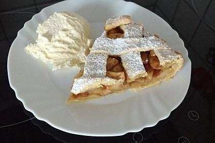 Gedeckter Apfelkuchen 20