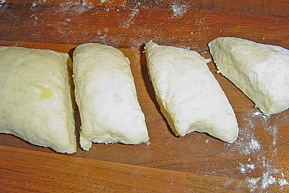 Schlesische Kartoffelklöße 17