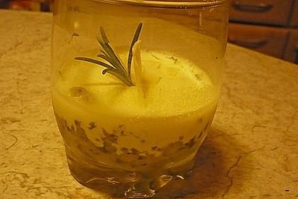 Zucchinikaviar mit Parmesancreme 31