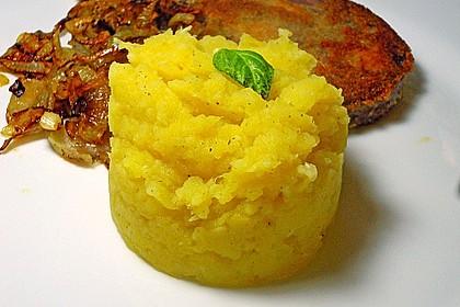 Steckrüben - Kartoffelbrei 5