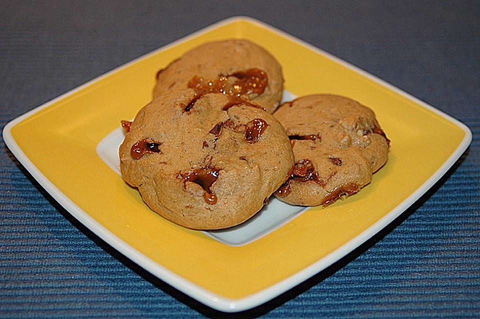 toffifee cookies rezept mit bild von momo maus. Black Bedroom Furniture Sets. Home Design Ideas