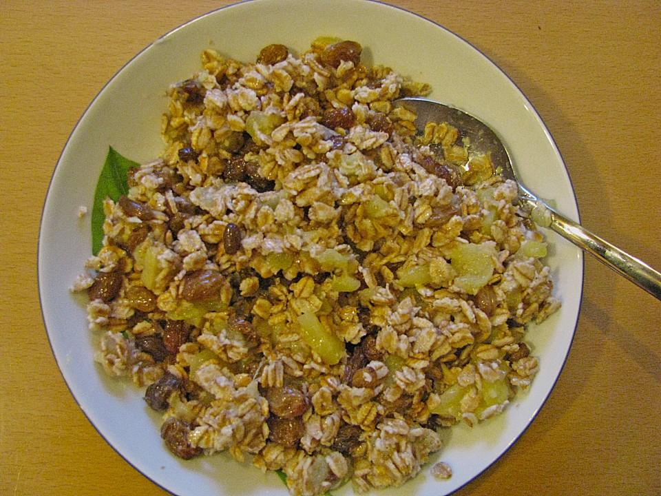 Ayurvedischer Frühstücksbrei (Rezept Mit Bild) Von Sandhya