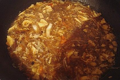 Pikant - säuerliche Suppe 2