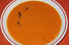 Paprika - Kartoffelsuppe