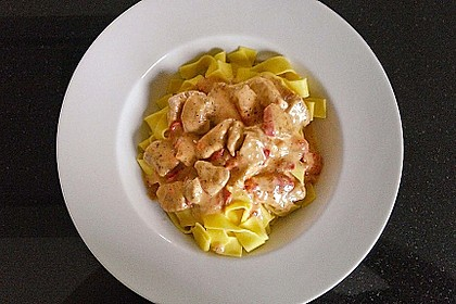 Tomaten - Mozzarella - Sauce