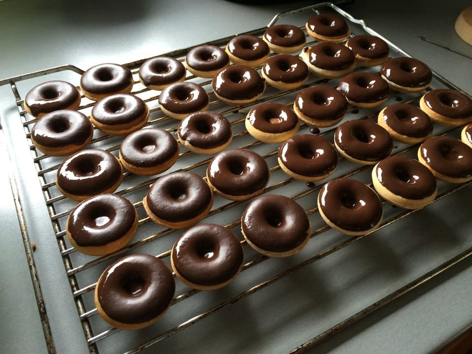 Donutmaker rezept