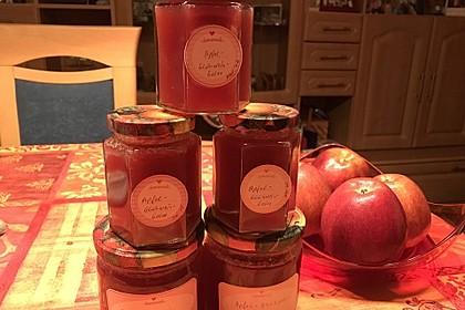 Apfel - Glühwein - Marmelade 6