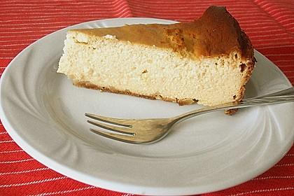 Apfelmus - Quark - Kuchen 4