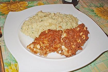 Hühnerbrust mit Erdnüssen 1