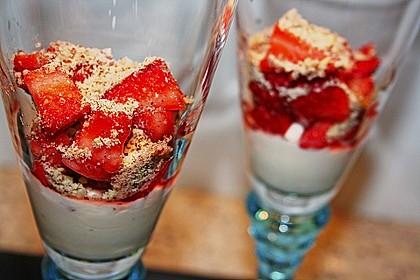 Erdbeer - Dessert 16