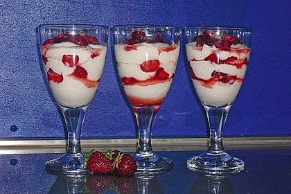 Erdbeer - Dessert 4
