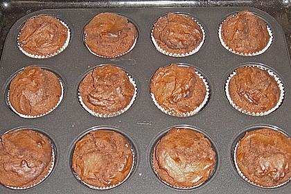 Verschnäpste Schoko - Chili - Muffins 2