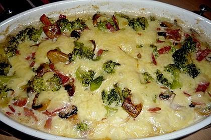 Kartoffel - Raclette - Auflauf 2