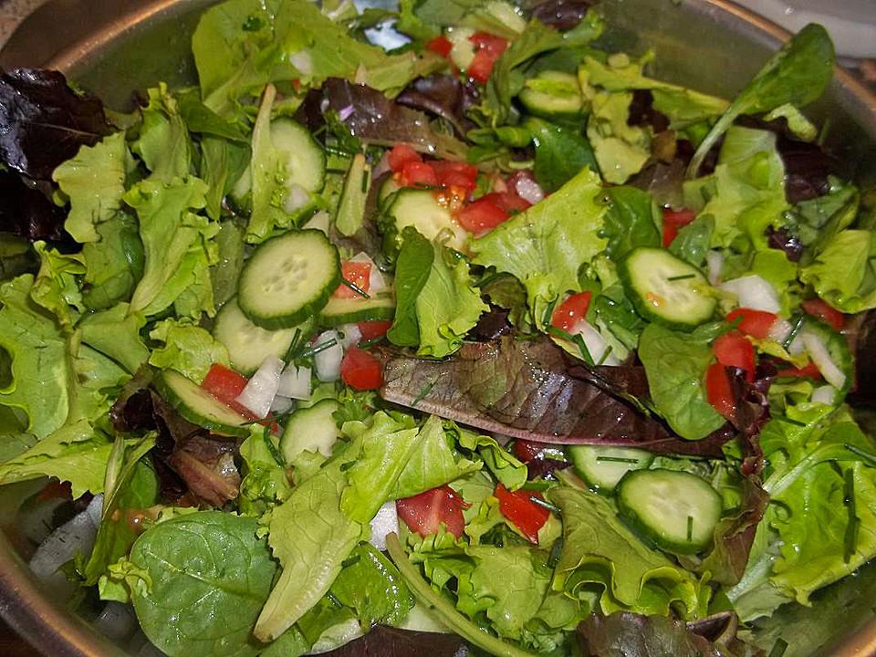 rezept backofen gemischter salat rezepte. Black Bedroom Furniture Sets. Home Design Ideas