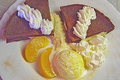 Schoko Pfannkuchen 2