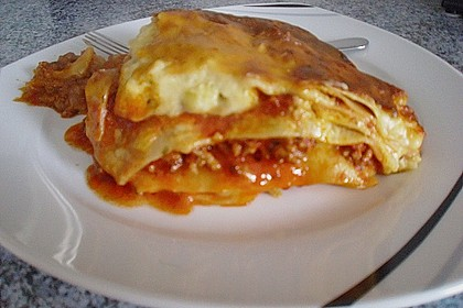 Lasagne 6