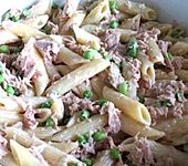 Thunfisch - Nudel - Salat