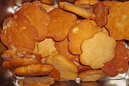 Erdnussbutter - Kekse 12