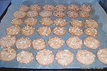 Erdnussbutter - Kekse 5