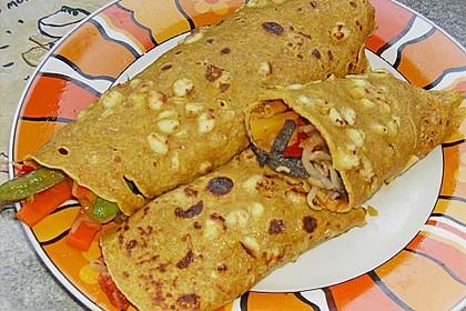 Curry - Pfannkuchen 2
