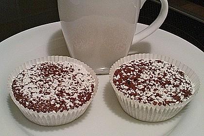 Schoko in Schoko Muffins 20