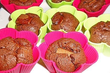 Schoko in Schoko Muffins 29