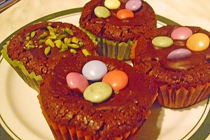 Schoko in Schoko Muffins 44