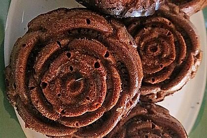 Schoko in Schoko Muffins 12